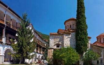 Кръстова гора – чудото на вярата, (Бачковски манастир – Пловдив)