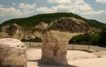 Татул – Кърджали - Перпирикон – Каменни гъби – Хасково