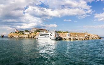 Остров Света Анастасия – Несебър – нос Свети Атанас