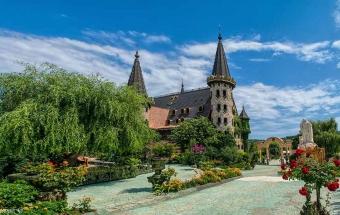 Созопол - Замъкът в Равадиново