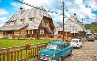 Дървен и Каменград приказният свят на Кустурица – там където живота е чудо