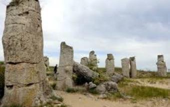 Варна - Белослав - Девня - Побити камъни